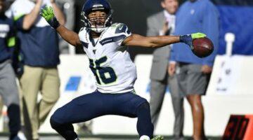 Seattle Seahawks Sign Tyler Lockett to 4 Year $69.2 Million Contract Extension