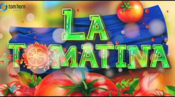 Tom Horn Gaming Limited gets fruity with its new La Tomatina online video slot