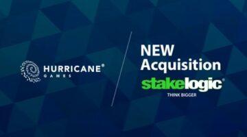 "Stakelogic announces takeover of ""rising star studio"" Hurricane Games"
