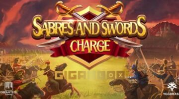 Yggdrasil teams up with Dreamtech for launch of new online slot Sabres and Swords Charge GigaBlox