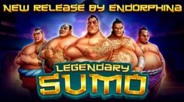 Endorphina releases two new online slots; Legendary Sumo and Cricket Heroes