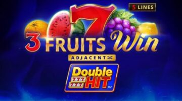 """Playson adds second """"Double Hit"""" slot to growing portfolio via new 3 Fruits Win game"""