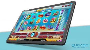 Fugaso launching new innovative slot game Deep Blue Sea