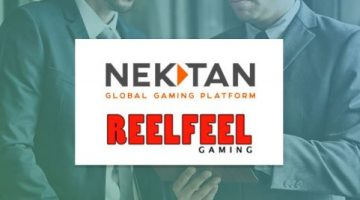 Nektan scores new partnership deal with ReelFeel Gaming