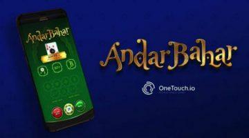 OneTouch launches unique Andar Bahar portrait mobile version card game