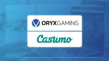 ORYX Gaming successfully integrates innovative casino titles with pioneering Casumo online casino