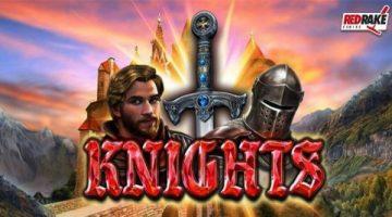 Slot Spotlight: Explore the kingdom of Camelot in Red Rake Gaming's innovative new slot KNIGHTS