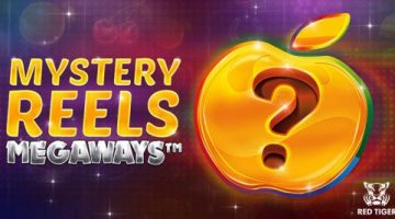 Interested in an amped-up gaming experience with Red Tiger's Mystery Reels MegaWays?