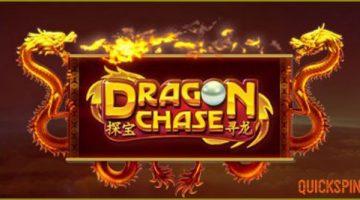 Quickspin debuts new Dragon Chase progressive jackpot video slot