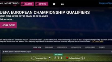 OnlineBetting.ltd.uk launches with help from ProgressPlay Limited