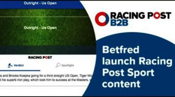 BetFred increasing online use of Racing Post Sports advance