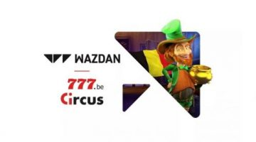 New partnership sees Wazdan go live in Belgium with GAMING1's top two brands