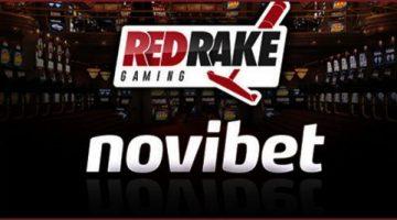Red Rake Gaming inks Novigroup Limited games supply agreement