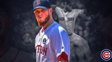 Former Boston Red Sox Closer Craig Kimbrel Signs Contract with the Chicago Cubs [$43M for 3 Years]
