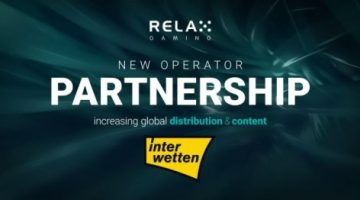 Relax Gaming announces new tier-one deal with operator Interwetten
