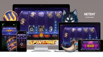 Netent announces new high-energy slot game titled Spinsane with unique wolf theme