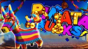 Lightning Box Games premieres new Piñata Bucks video slot
