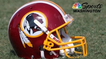 Redskins new agreement with NBC Sports Washington to see its preseason games aired in historic predictive-gaming live