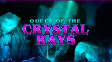 Microgaming goes underground with Queen of the Crystal Rays