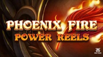 Red Tiger launches Phoenix Fire Power Reels slot game