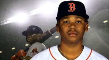 Rafael Devers Becomes First Player in MLB's Modern Era to Record Six Hits and Four Doubles