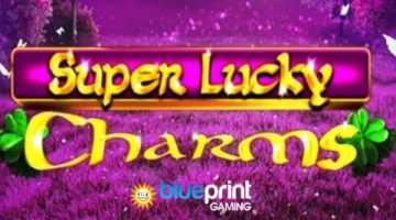 Delve into the future with a fortune teller and her crystal ball in Blueprint Gaming's new Super Lucky Charms