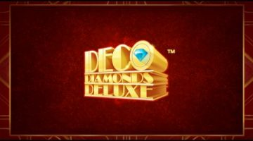 Deco Diamonds Deluxe opulence from Microgaming