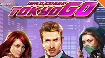 Quickspin releases sequel to popular The Wild Chase slot with Wild Chase: Tokyo Go