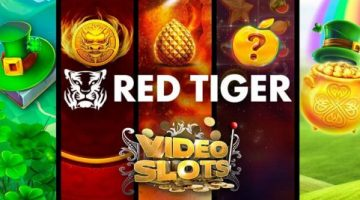 Red Tiger agrees content deals with online operators Videoslots and ComeOn