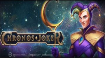 Play'n GO launches new time-travelling Chronos Joker video slot