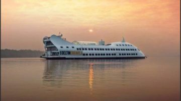 India's floating Deltin Caravela riverboat casino granted permission to move