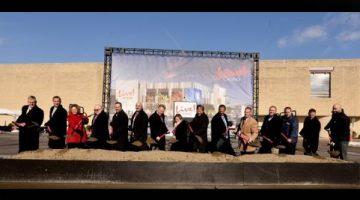 "The Cordish Company breaks ground on new $150M ""mini"" casino at Moreland Mall in PA"