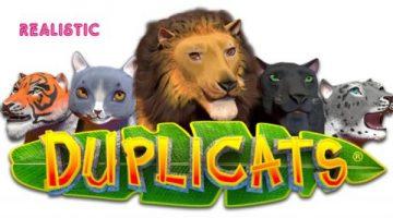 Realistic Games announces unique cat-themed Duplicats slot game
