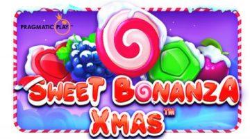 Pragmatic Play's new slot Sweet Bonanza Xmas delivers tasty holiday treat