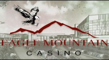 Infrastructure investment for relocating Eagle Mountain Casino