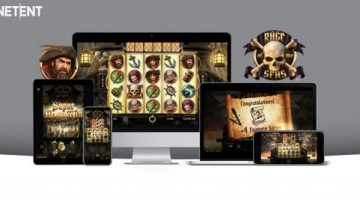 NetEnt releases new pirate-themed slot Rage of the Seas; partners with BetMGM for newly-regulated WV market