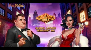 """Microgaming exclusive partnership with PearFiction Studios to kick of """"Chicago Gold"""" launch Feb. 4"""