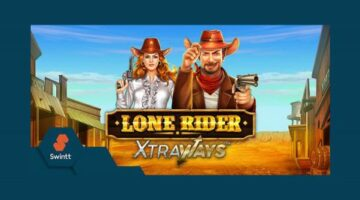 Swintt unleashes innovative game mechanic in new video slot: Lone Rider XtraWays