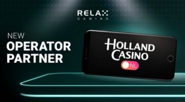 """Relax Gaming partners with Holland Casino for Dutch market entry lauded as """"key milestone"""""""